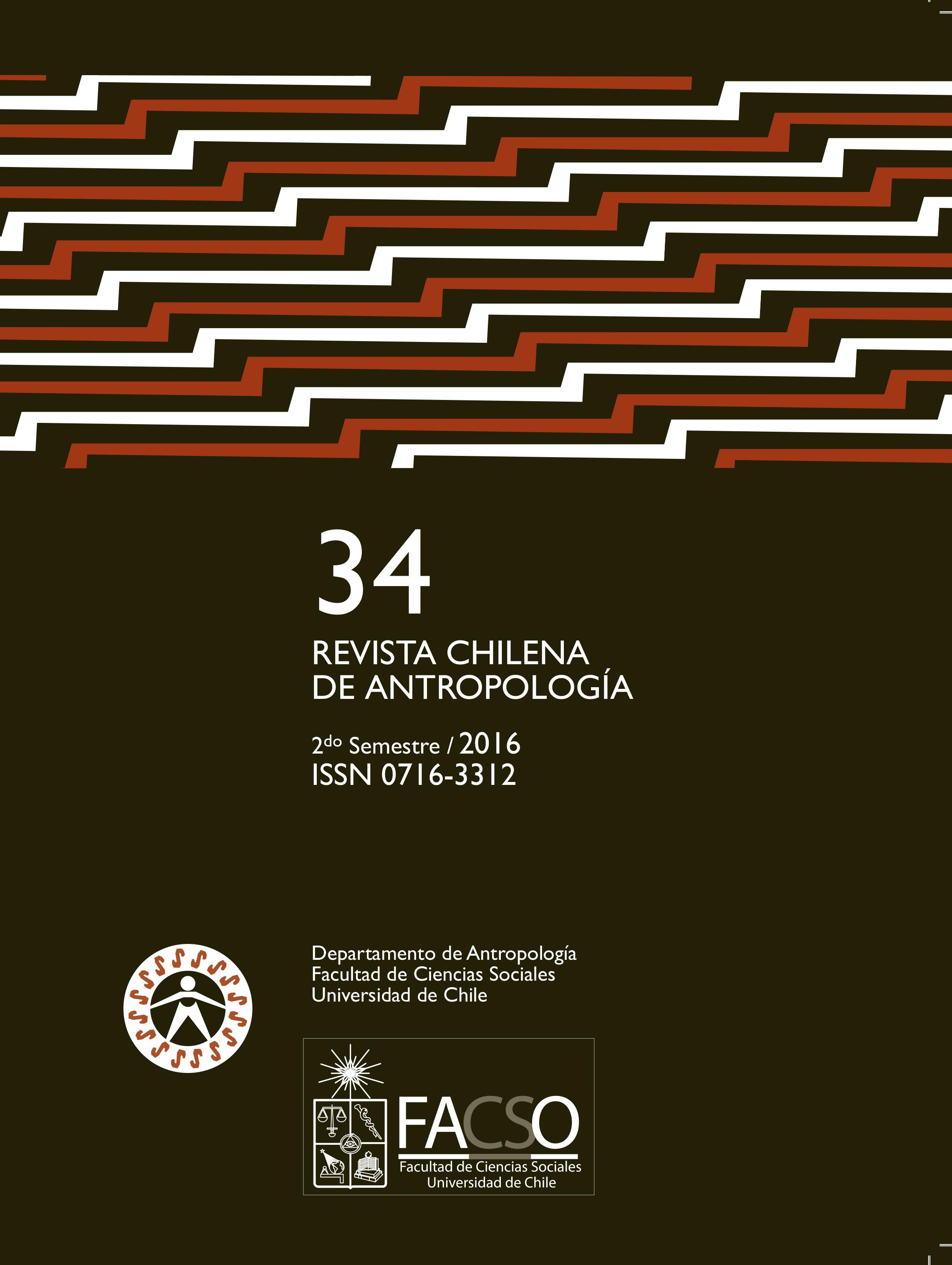 Revista Chilena de Antropología